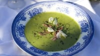 Ham Hock and Pea Soup - Serve with some crusty bread.
