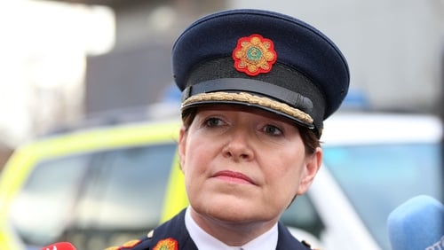 Calls have been growing for Garda Commissioner Nóirín O'Sullivan to step down