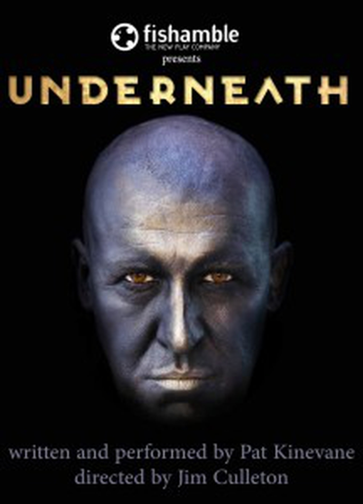 """Underneath"" by Pat Kinevane"