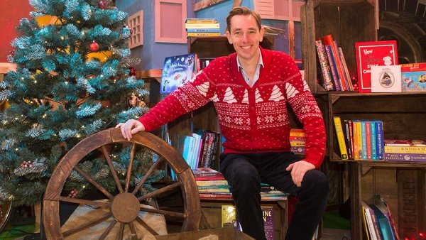 Ryan Tubridy hosts the biggest TV event of the year - The Late Late Toy Show