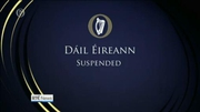 Six One News: Dáil suspended three times amid angry exchanges