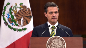 Mr Pena Nieto also pledged to reform the penal system to unify multi-layered police forces