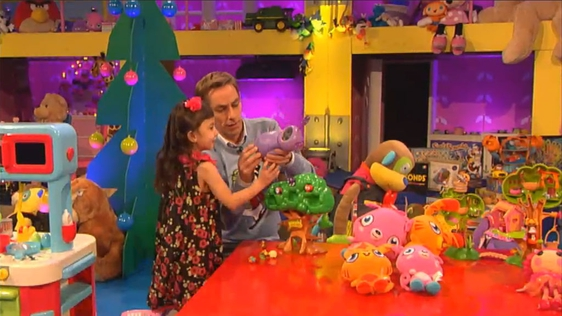 Cassandra Bridgeman and Ryan Tubridy
