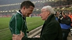 Tributes paid to rugby legend Jack Kyle