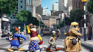 Shaun the Sheep is in cinemas now