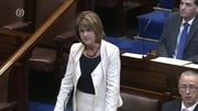 Joan Burton said it is a difficult issue for Fine Gael and for Taoiseach Enda Kenny personally to address.