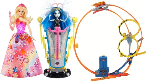 Three fantastic toys to giveaway