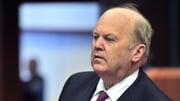 Michael Noonan would not be drawn on what scale of rate cut he would favour