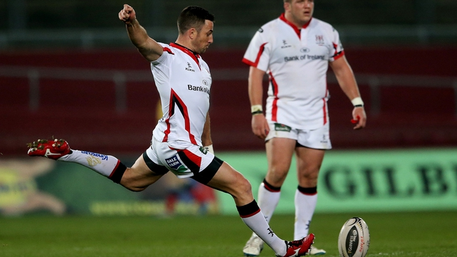Agony for Humphreys and Ulster as Munster take win
