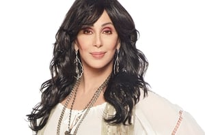 Looking good: Cher in 2014