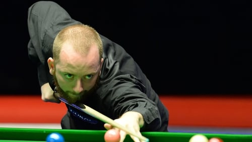 Kilkenny's David Morris is a surprise name in the last 16 line-up at the UK Championship