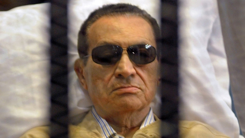 A top appeals court cleared Hosni Mubarak earlier this month on charges of killing protesters