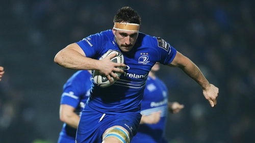 Jack Conan's performance earned the No. 8 the man of match accolade
