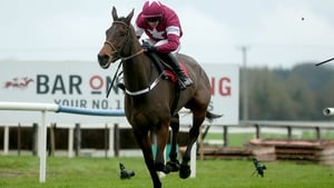 Lieutenant Colonel ridden by Bryan Cooper comes home to win