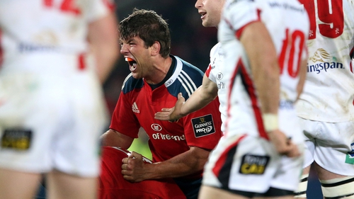 Donncha O'Callaghan: 'From a player's point of view it always lands with the players'