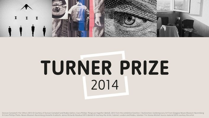 Winner of Turner Prize 2014
