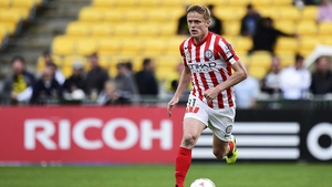 Damien Duff spent last season playing with Melbourne City in Australia