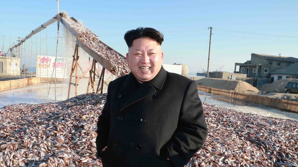 North Korea is furious at the film made about its leader Kim Jong-un
