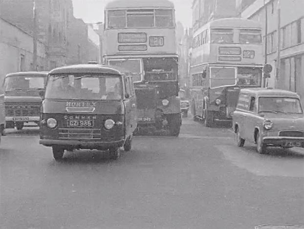 Dublin Traffic (1969)