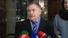 Minister Brendan Howlin says an additional €10m was allocated in the Budget to homelessness