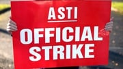 The first ASTI strike is to take place on 27 October