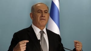 Benjamin Netanyahu said he will not tolerate opposition in his government