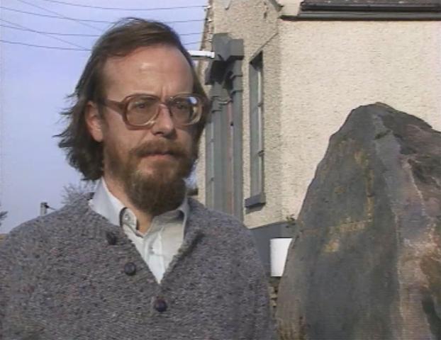 Bob Collins, RTÉ Controller of Programmes
