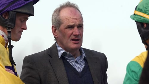 Flemenstar's trainer Tony Martin has sent out five winners from just 12 runners in the last two weeks