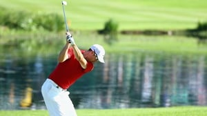 Ross Fisher is two clear at the Nedbank Golf Challenge