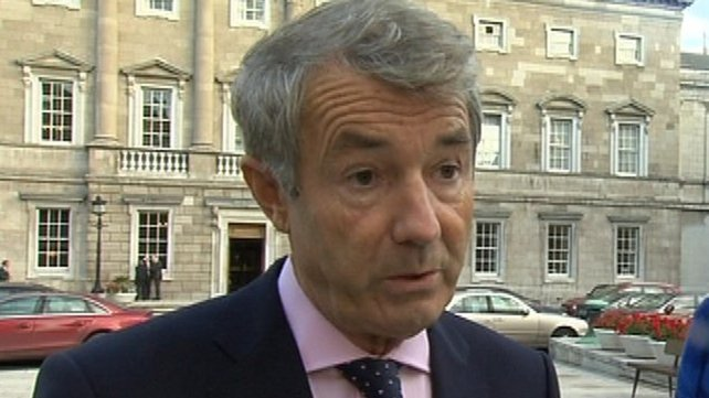 Michael Lowry said his costs would amount to several million euro