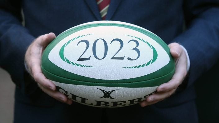 Rugby World Cup Bid