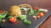 Mushroom Wellington - A delicious recipe from the kitchen at Carton House
