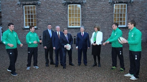 The Government and the Northern Ireland Executive are to support the bid