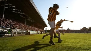 JJ Delaney said other Kilkenny players would step up to the mark next season