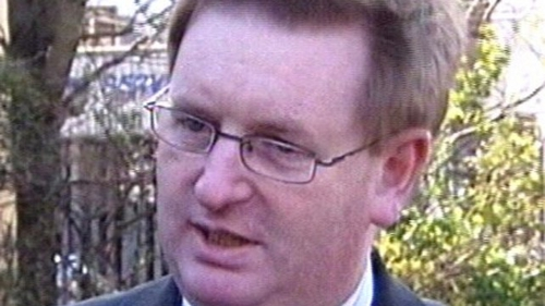 Willie Fraser said he hopes to meet with gardaí in the coming weeks to discuss the plans for parade