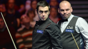 Ronnie O'Sullivan is bidding to win the UK Championship for a fifth time