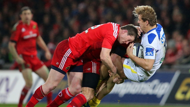 Denis Hurley extends his Munster stay