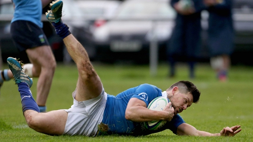 Marcus O'Driscoll's was not enough for St Mary's