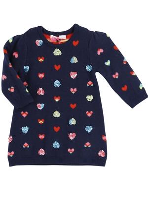 Arnotts Billie Blush Hearts Knit €41