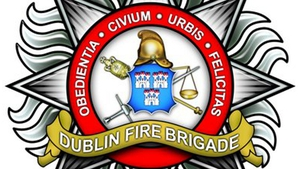 Six units of the fire brigade were dispatched to the fire in a disused cinema