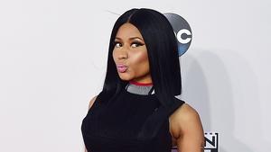 Nicki Minaj; it won't be a pink Friday for her Irish fans