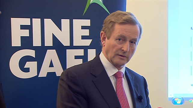Enda Kenny sees no circumstances that the bondholders will be paid