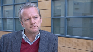 Professor Pasi Sahlberg said he understood teachers' concerns about assessing their own students