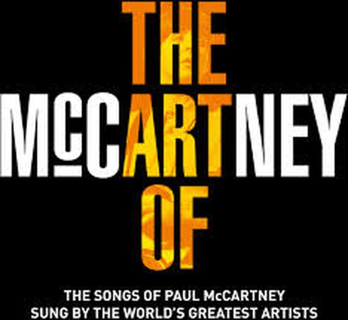 """The Art Of McCartney"" covers album"