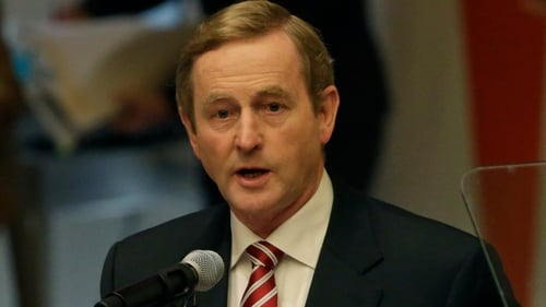 Enda Kenny has responded to a letter from Alexis Tsipras