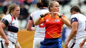 Helen O'Reilly is stepping up to take charge at Ulster Bank League matches