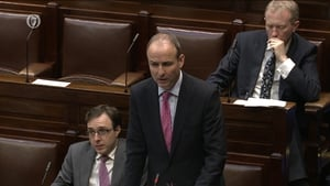 Micheál Martin claimed it would not be a criminal offence for the Taoiseach to disclose if he had been recalled by the Fennelly Commission