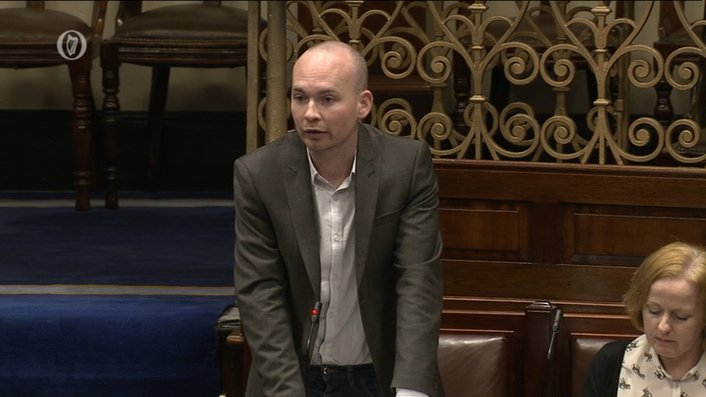 TD Paul Murphy among four arrested over Tánaiste car incident