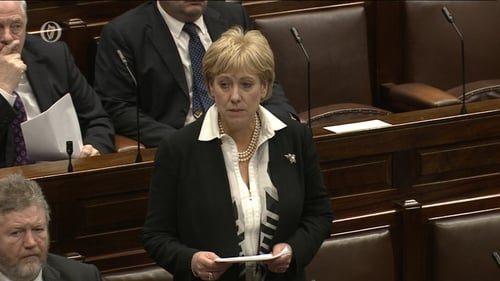 Heather Humphreys is proposing the change to the 30-year rule