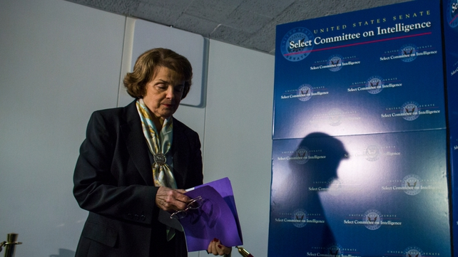 Dianne Feinstein chaired the Senate committee that compiled the report